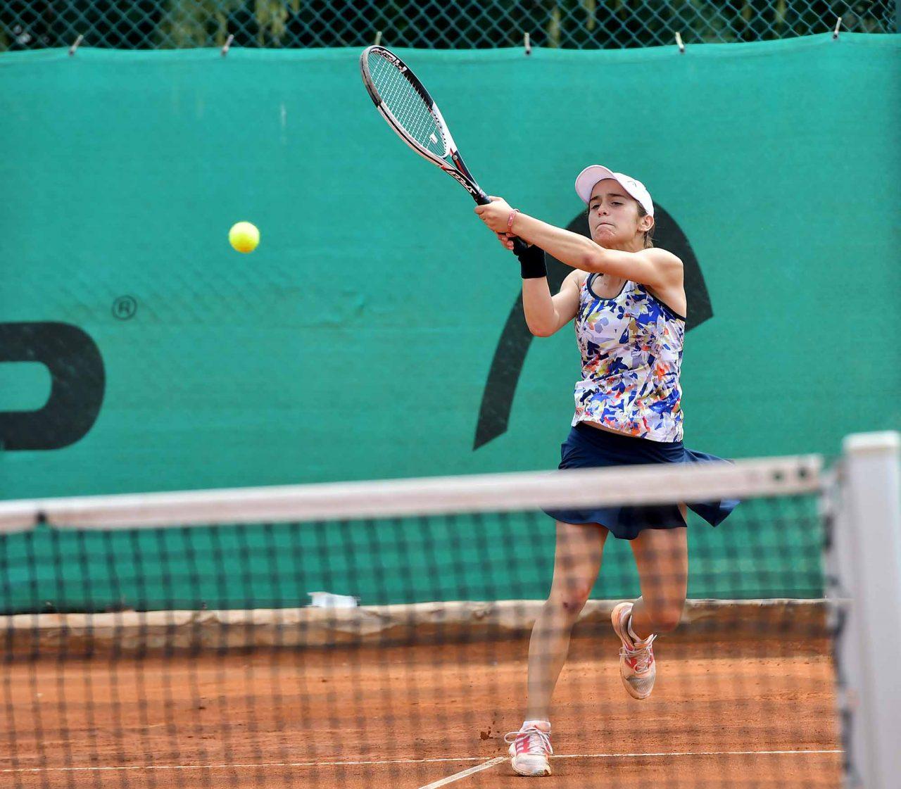 Държавно първенство тенис до 14 год. ТК 15-40 финал двойки (23)