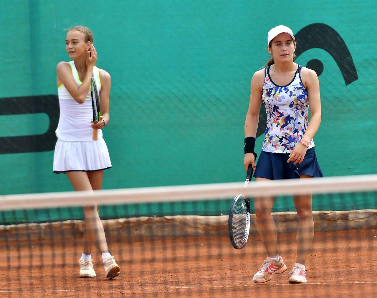 Държавно първенство тенис до 14 год. ТК 15-40 финал двойки (24)