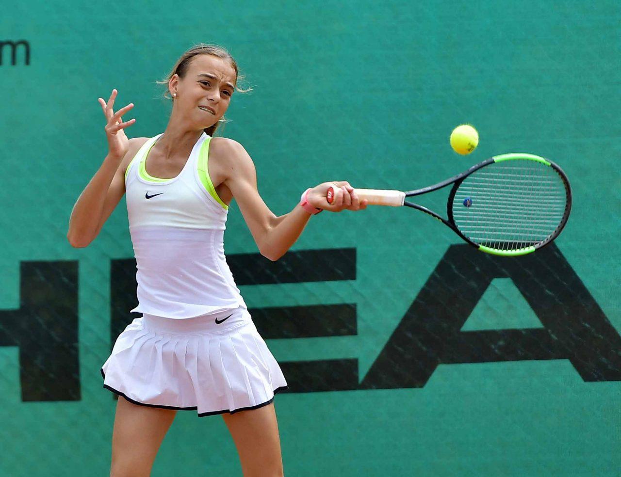 Държавно първенство тенис до 14 год. ТК 15-40 финал двойки (25)