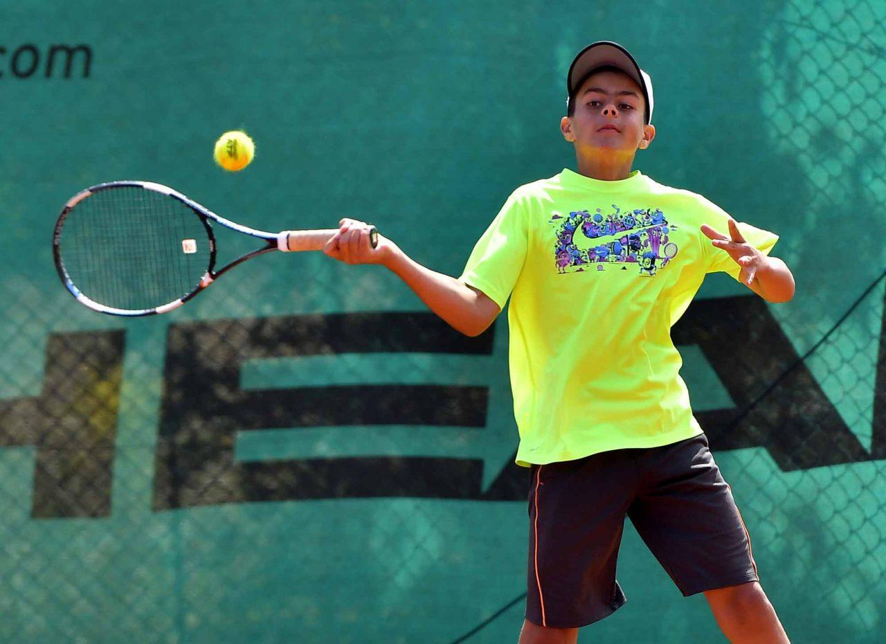 Държавно първенство тенис до 14 год. ТК 15-40 финал двойки (3)