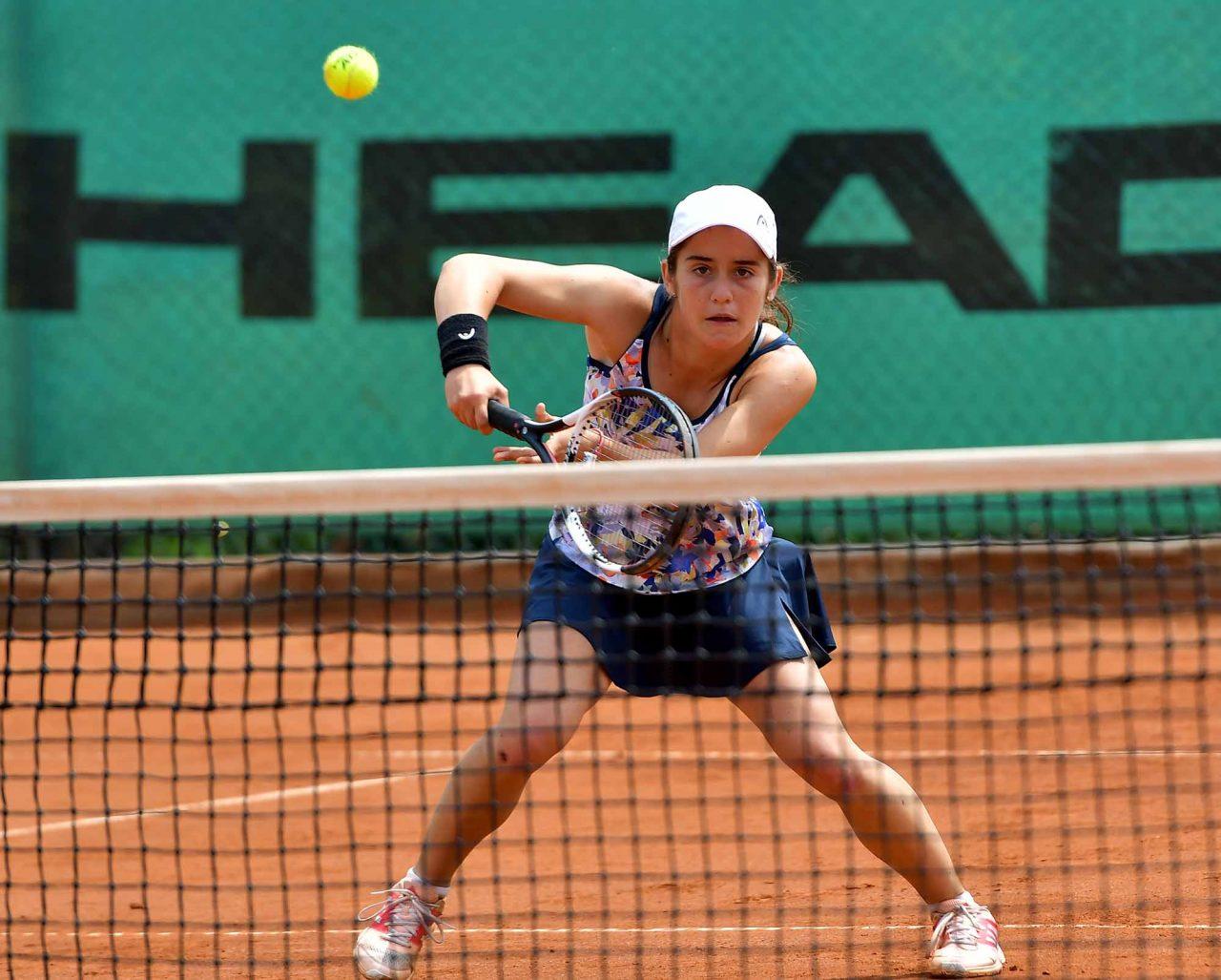 Държавно първенство тенис до 14 год. ТК 15-40 финал двойки (30)