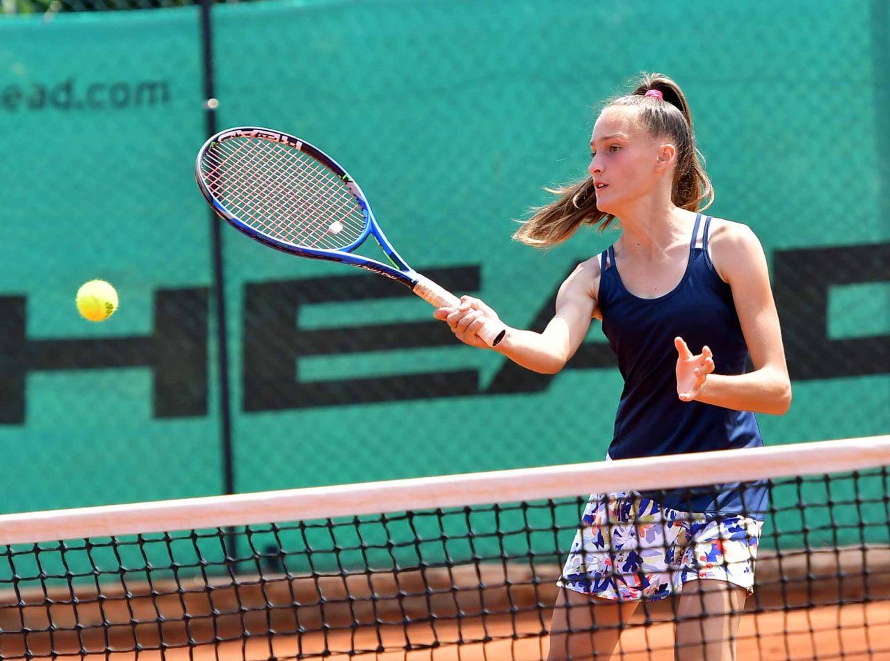 Държавно първенство тенис до 14 год. ТК 15-40 финал двойки (34)
