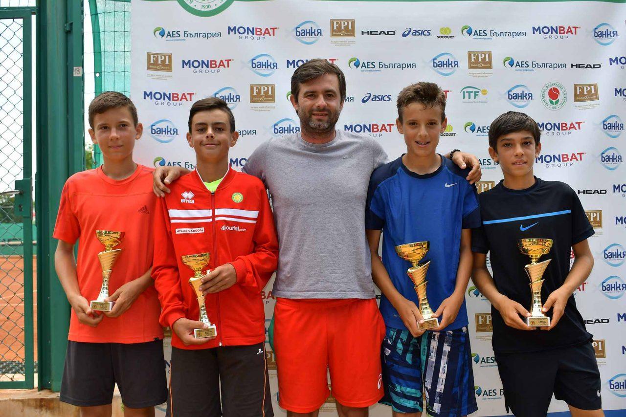 Държавно първенство тенис до 14 год. ТК 15-40 финал двойки (39)
