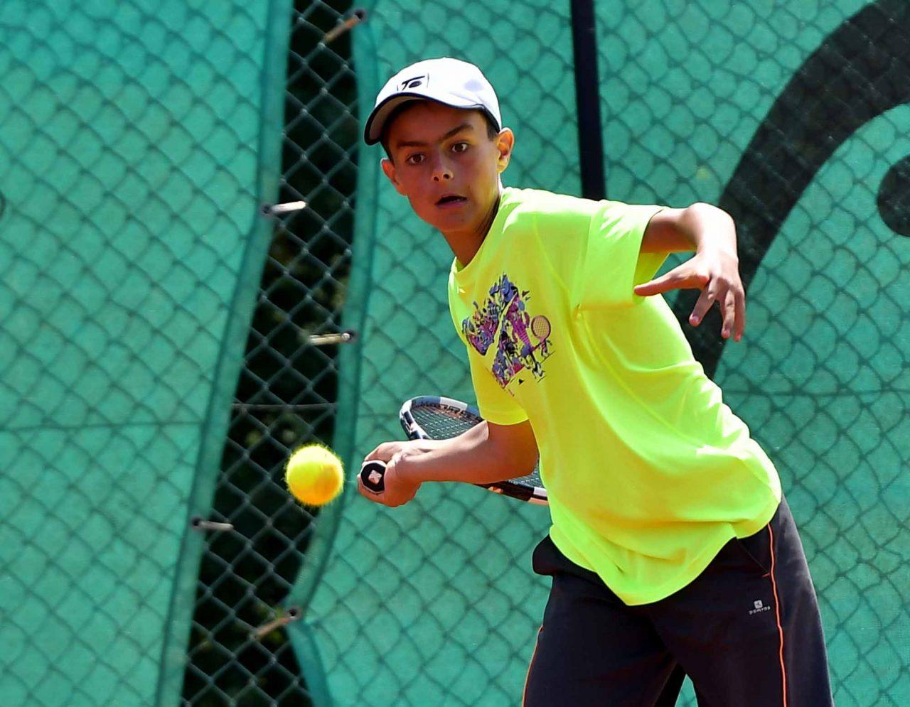 Държавно първенство тенис до 14 год. ТК 15-40 финал двойки (4)