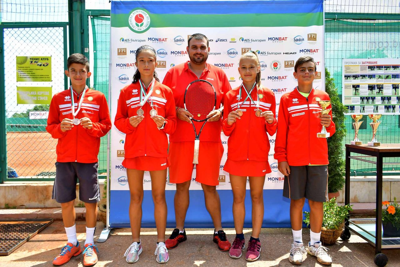 Държавно първенство тенис до 14 год. ТК 15-40 финал двойки (49)