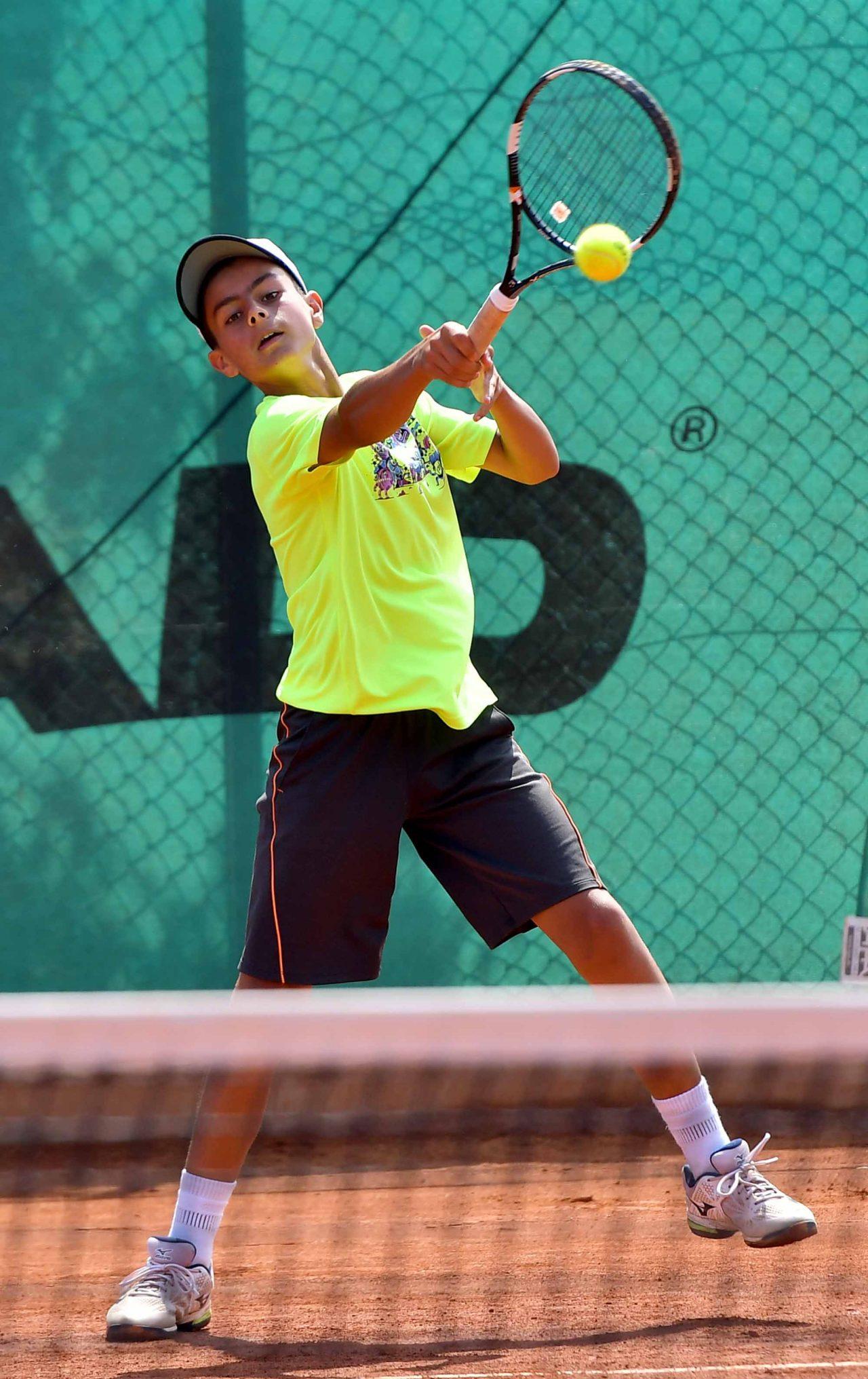 Държавно първенство тенис до 14 год. ТК 15-40 финал двойки (5)
