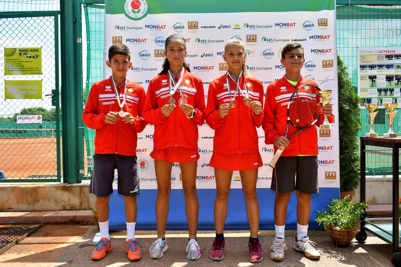 Държавно първенство тенис до 14 год. ТК 15-40 финал двойки (51)