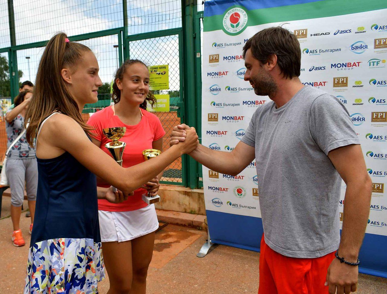 Държавно първенство тенис до 14 год. ТК 15-40 финал двойки (53)