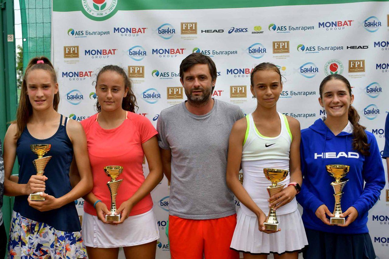 Държавно първенство тенис до 14 год. ТК 15-40 финал двойки (57)