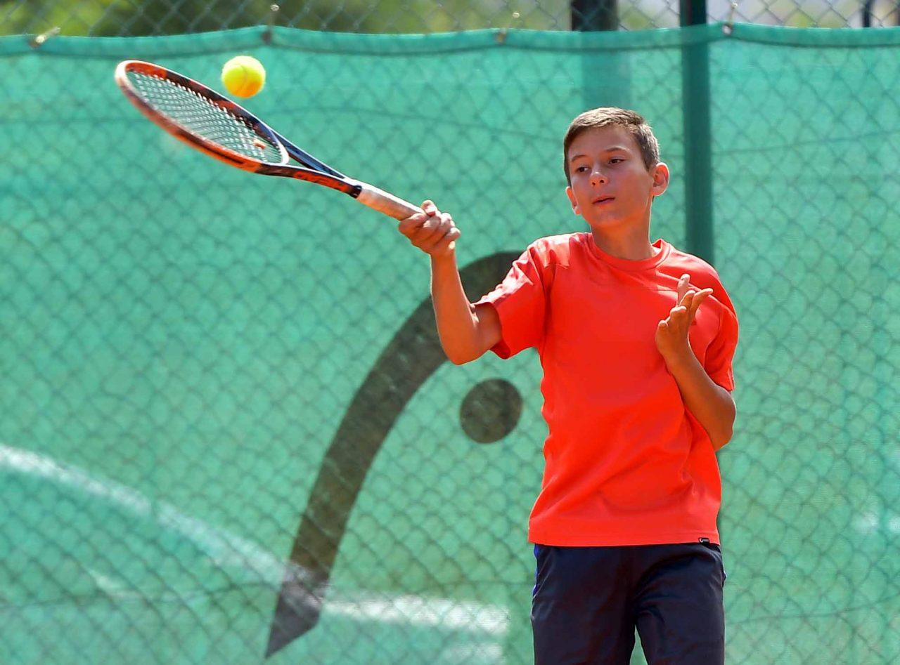 Държавно първенство тенис до 14 год. ТК 15-40 финал двойки (6)