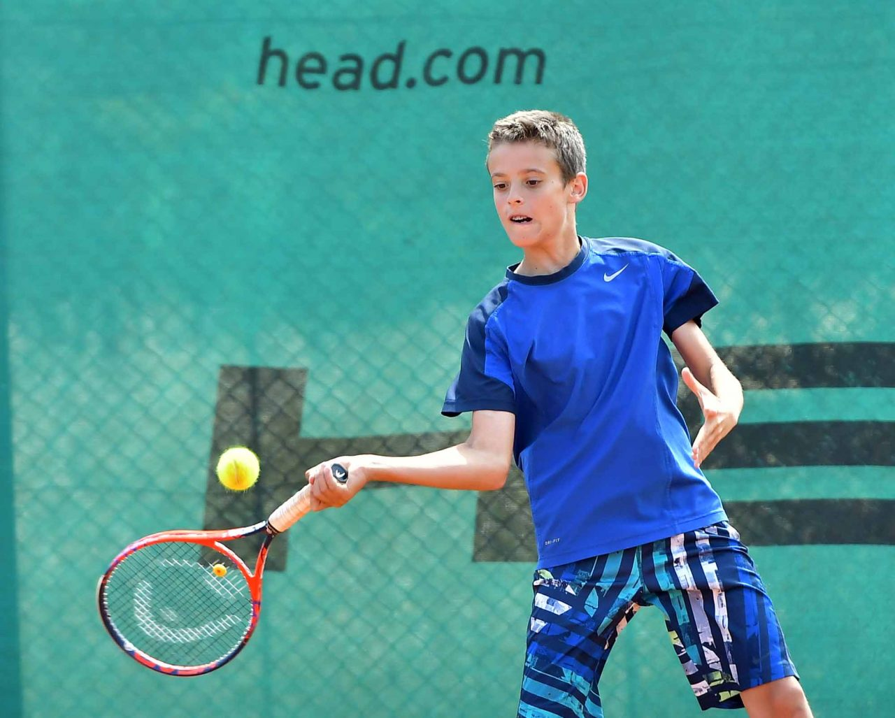 Държавно първенство тенис до 14 год. ТК 15-40 финал двойки (7)