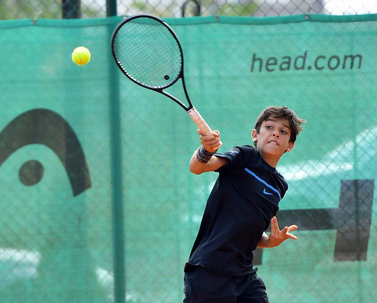 Държавно първенство тенис до 14 год. ТК 15-40 финал двойки (9)
