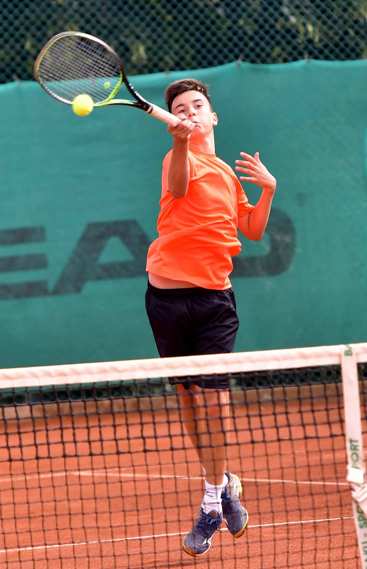Държавно първенство тенис до 14 год. ТК 15-40 финал (1)