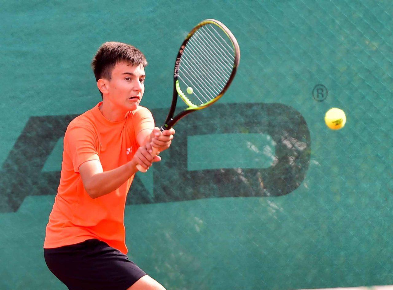 Държавно първенство тенис до 14 год. ТК 15-40 финал (2)