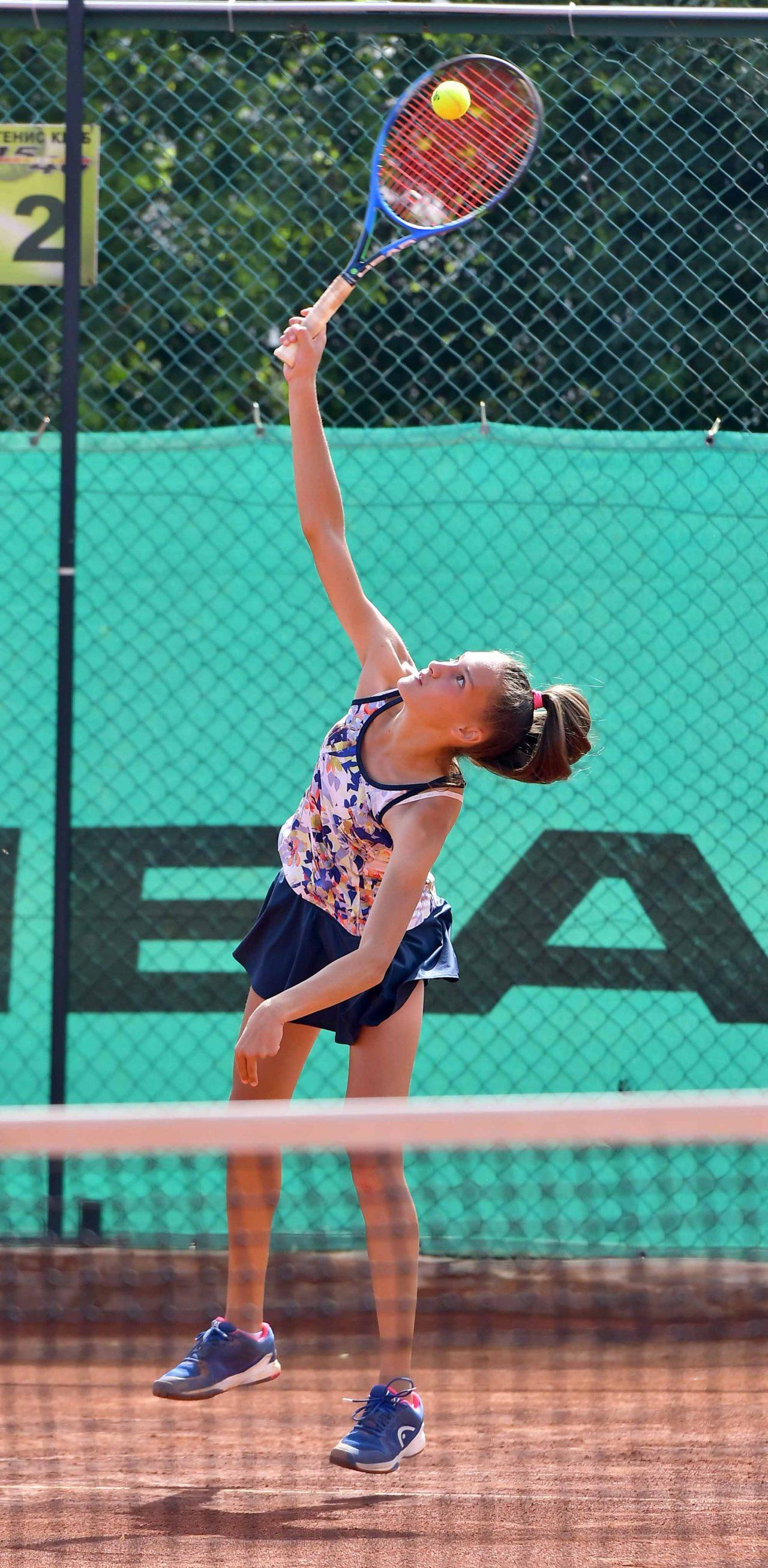 Държавно първенство тенис до 14 год. ТК 15-40 финал (25)