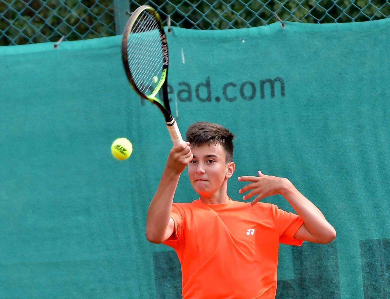 Държавно първенство тенис до 14 год. ТК 15-40 финал (3)