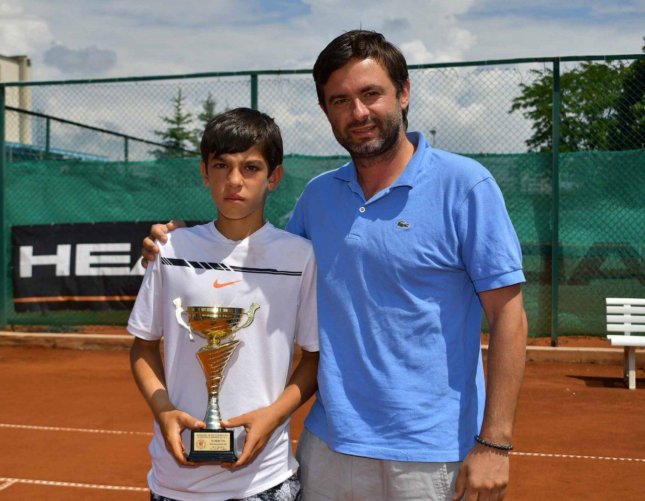 Държавно първенство тенис до 14 год. ТК 15-40 финал (41)