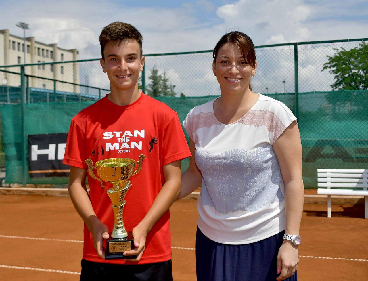 Държавно първенство тенис до 14 год. ТК 15-40 финал (42)