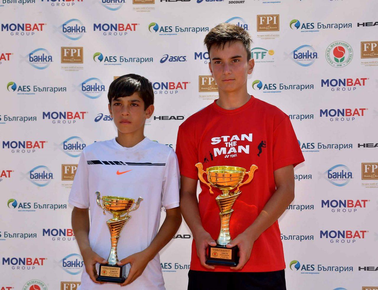 Държавно първенство тенис до 14 год. ТК 15-40 финал (44)