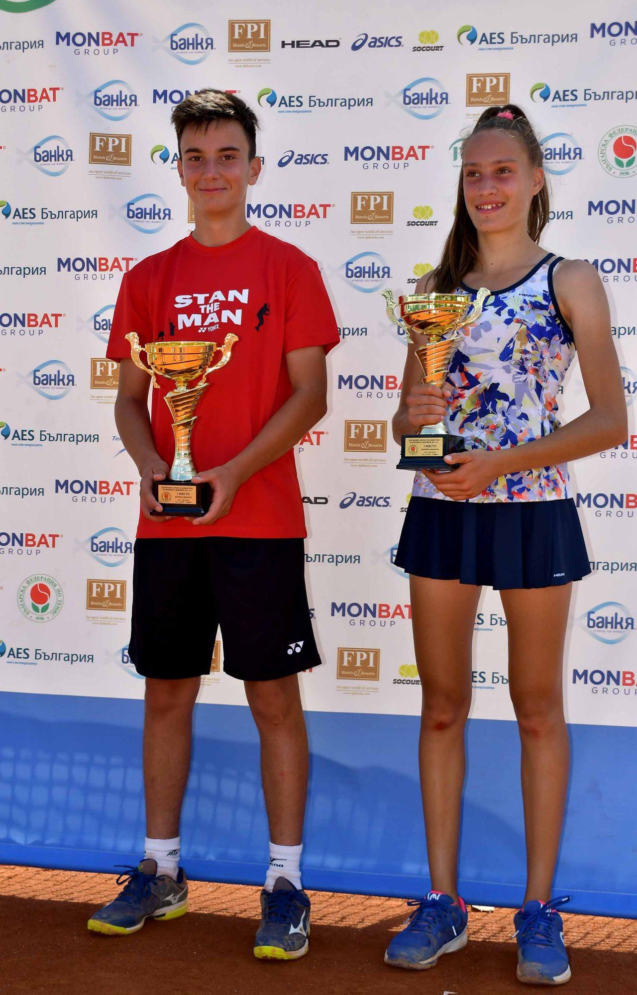 Държавно първенство тенис до 14 год. ТК 15-40 финал (47)