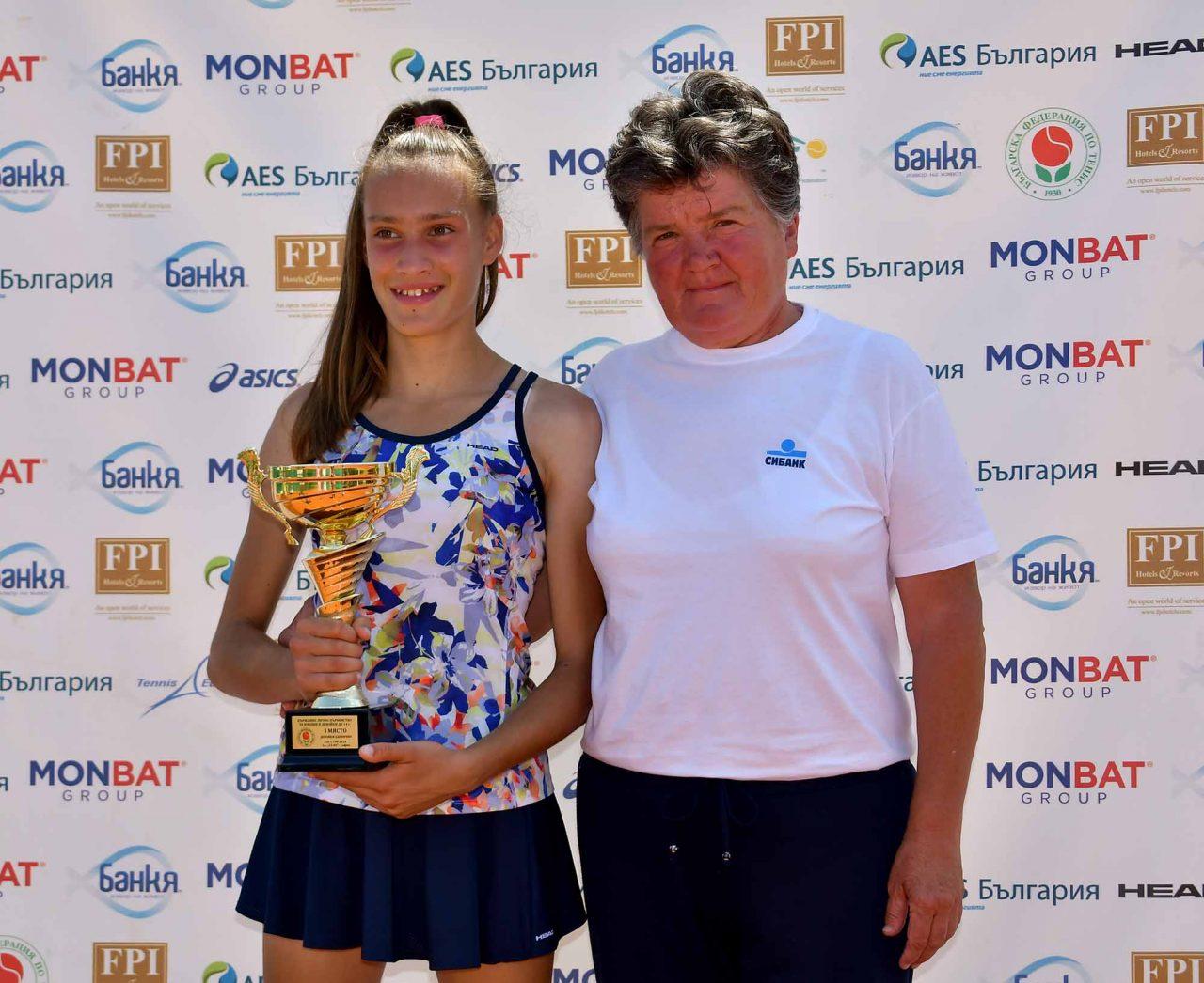 Държавно първенство тенис до 14 год. ТК 15-40 финал (50)