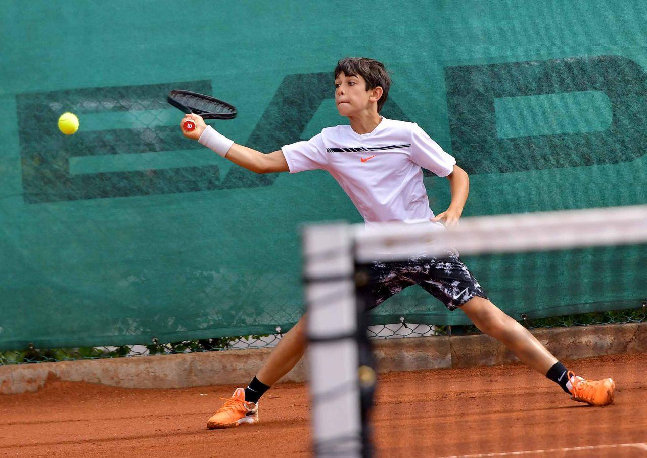 Държавно първенство тенис до 14 год. ТК 15-40 финал (6)