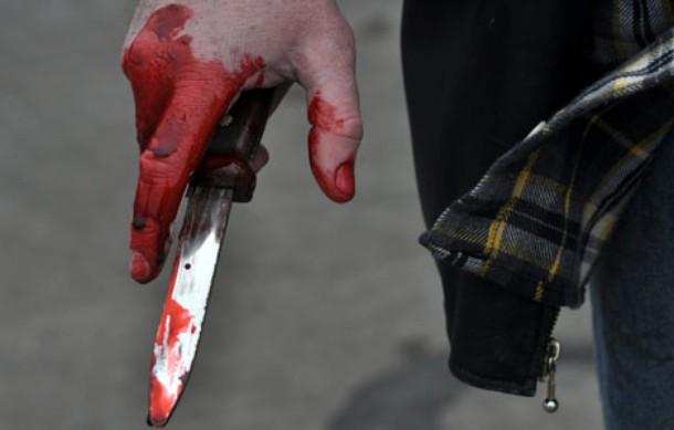 Нападение с нож