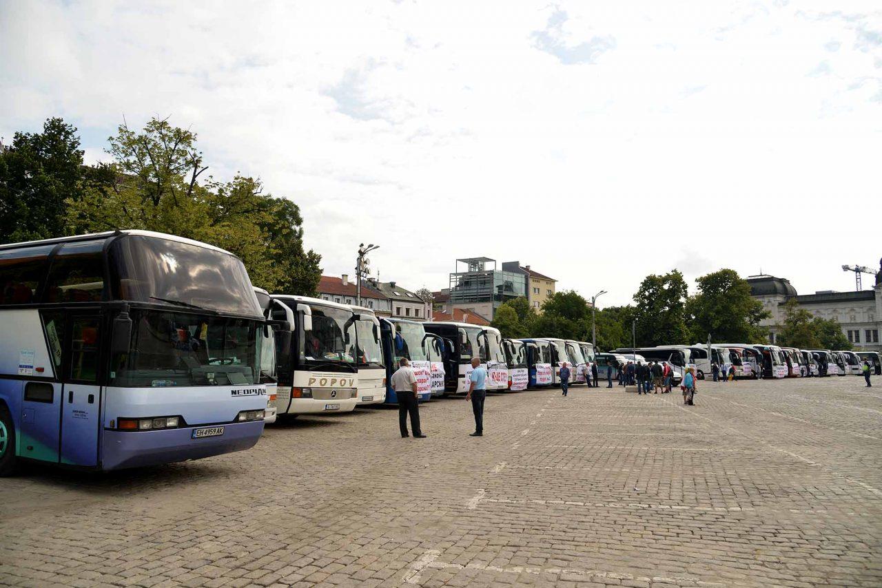 Протест на превозвачите (1)