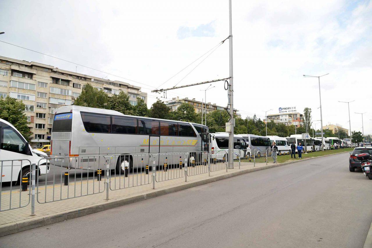Протест на превозвачите (10)