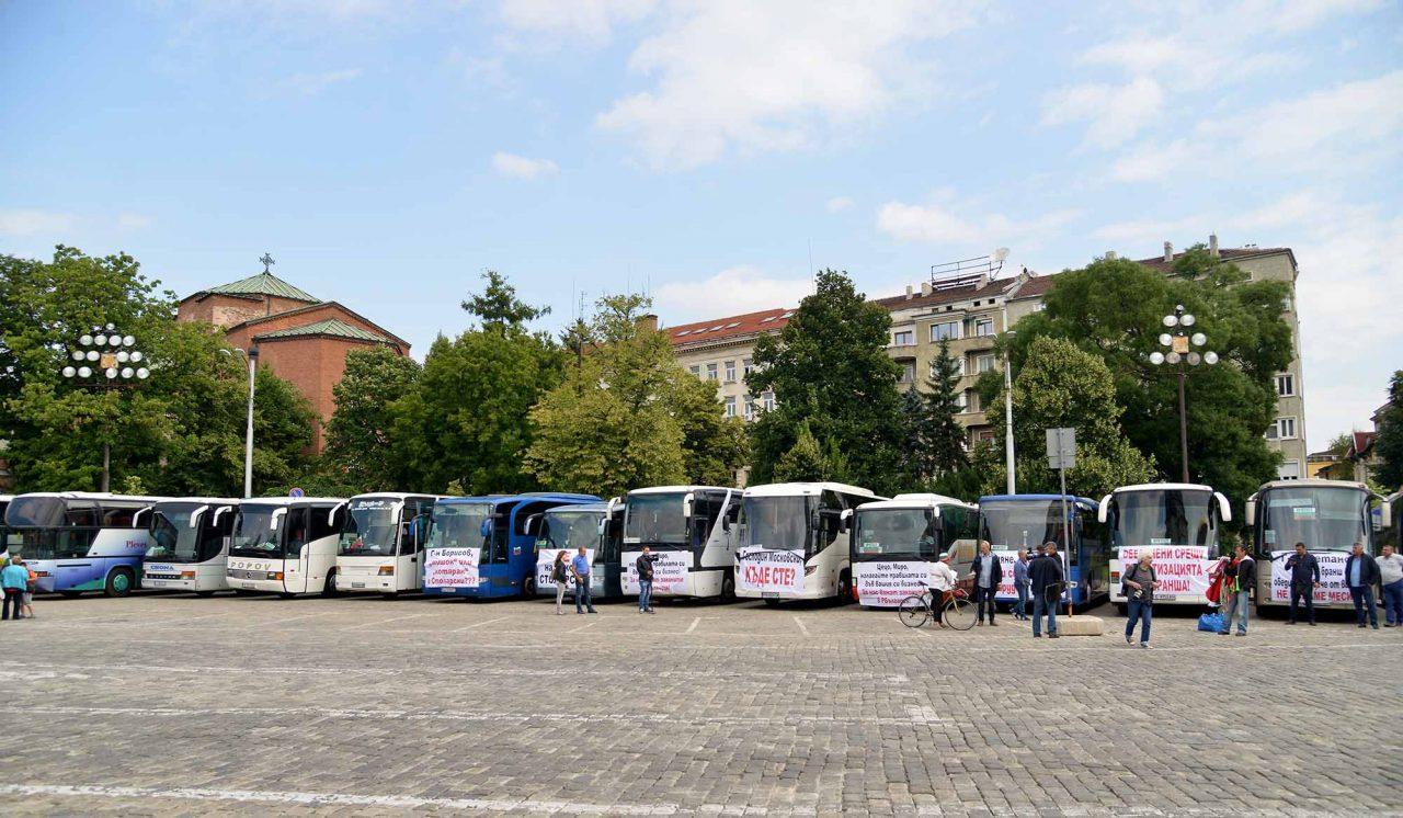 Протест на превозвачите (6)