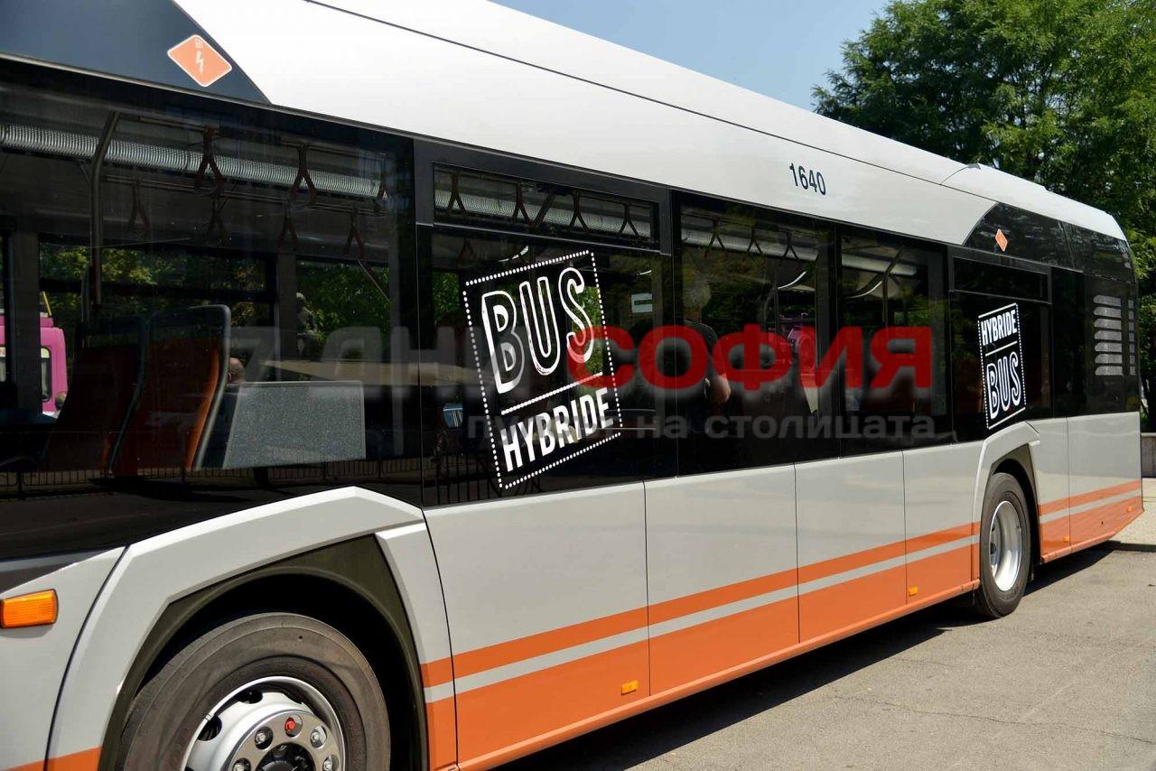 Автобус Хибрид (1)