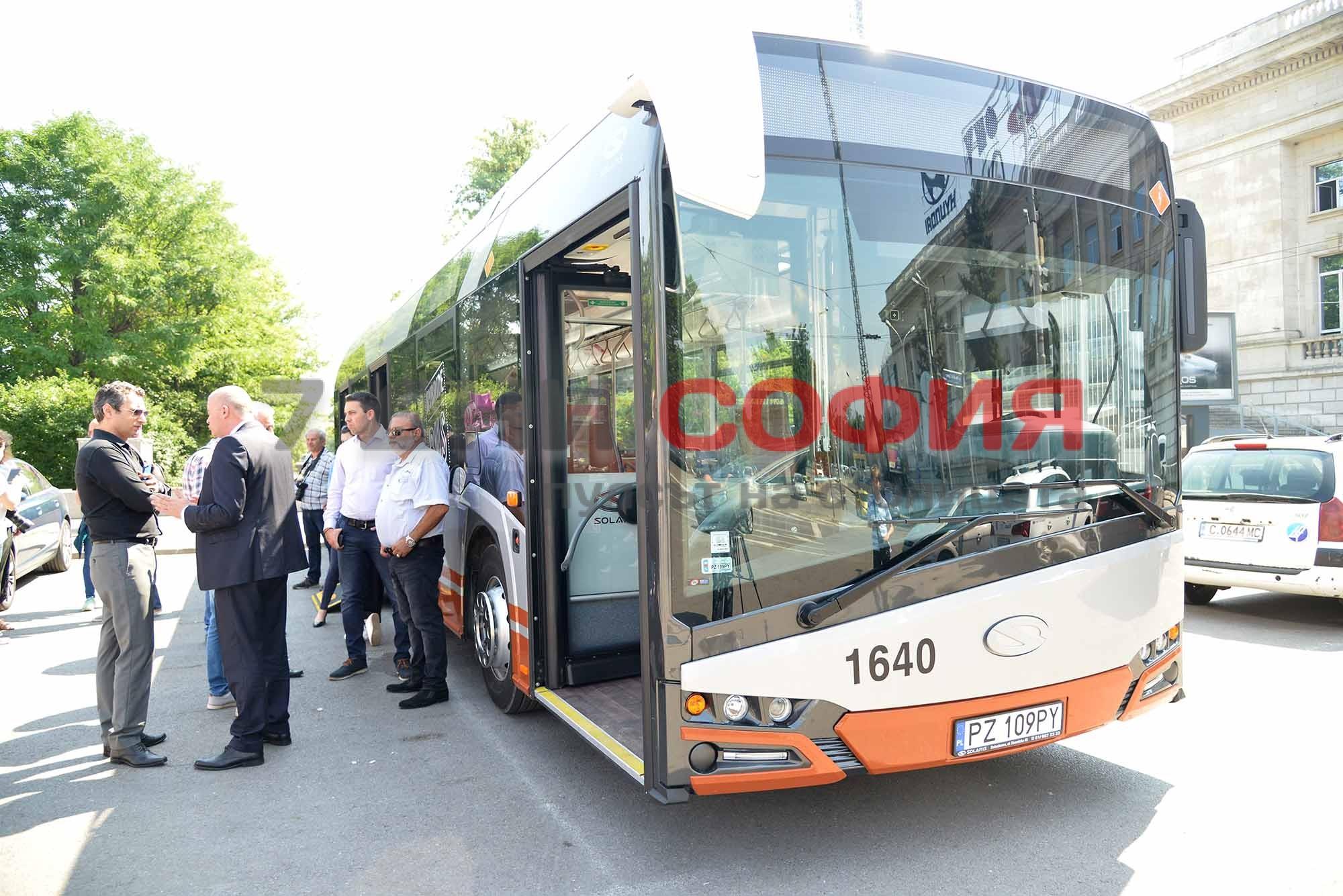 Снимка: Важно за всички столичани! Извънредно затварят улици и отклоняват автобуси…