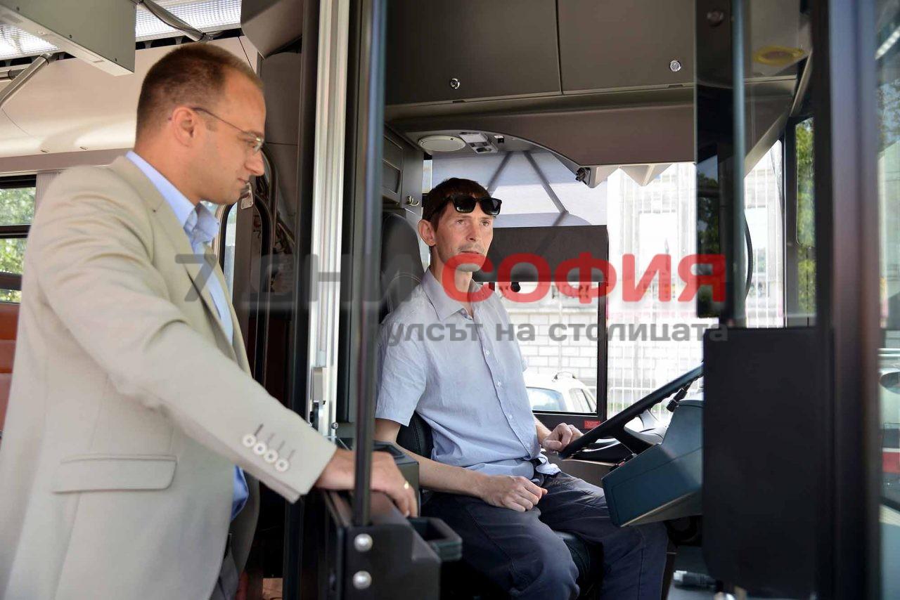 Автобус Хибрид (5)