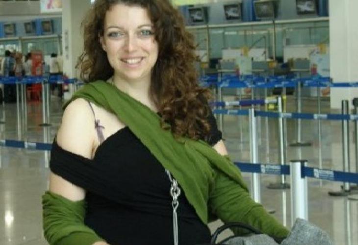 Диляна Иванова е българка, която живее от години в Гърция.
