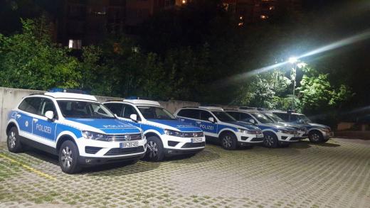 Снимка: Мистерия в София! Невиждани патрулки взривиха мрежата! Обновяват арсенала на полицията?
