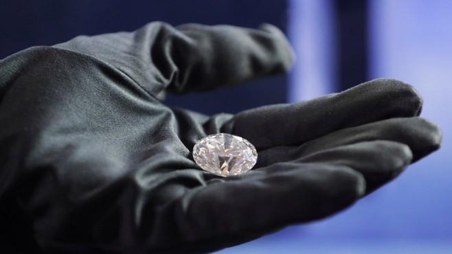 Установено е наличие на диаманти в България, но те са