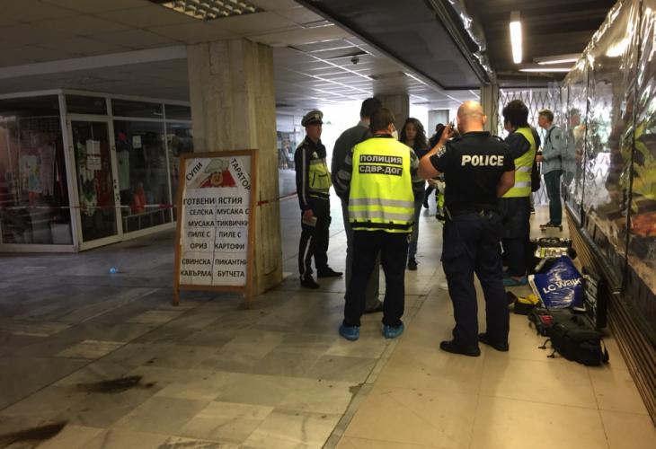 Снимка: Драмата се заплита! Кой е виновен за стрелбата в София? Версиите са различни…