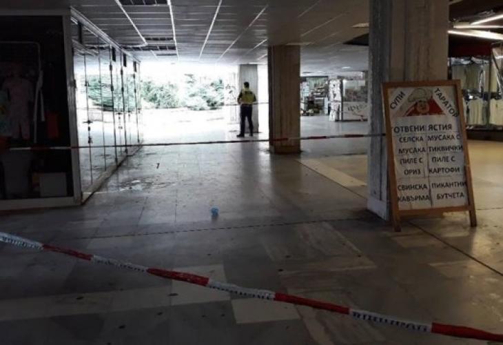 Снимка: СДВР излезе с официална информация за стрелбата в подлеза! Полицаи са чули изстрелите…